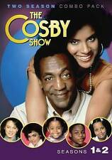The Cosby Show: First Second Seasons 1  2 One Two (DVD, 2014, 4-Disc Set) - NEW!