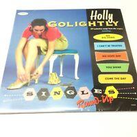 Holly Golightly 'Singles Round-Up' UK 2001 2X 'New SEALED Garage Rock Vinyl LP!