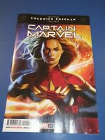 Captain Marvel #22 A Cover NM Gem Wow 1st Sora Key Boseman Tribute Wow