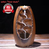 Mountain River Handicraft Incense Holder Backflow Ceramic Burner Censer Holder