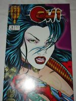 Shi: The Way of the Warrior #2 Signed by William Tucci with COA 1994 Crusade