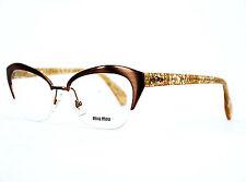 Miu Miu (by Prada) Fassung / Glasses  VMU50L 52[]17  LAE-1O1 140   #116 (5)
