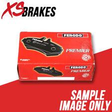 982.00 disc brake pads Suit porsche 911 rear