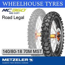 Metzeler Mc 360 Mid Soft 140/80-18 70M MST