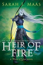 Heir of Fire (Throne of Glass) New Hardcover Book Sarah J. Maas