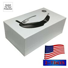 5.8GHz Wireless FPV Video Glasses 68 inch 654*480 Video Goggles USA Stock