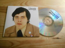 CD Indie Fine Arts Showcase - Radiola (13 Song) Promo STICKMAN cb