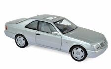Norev 183446 Mercedes-Benz CL 600 / S600 Coupe (C140) 1998 silber 1/18