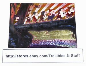 Disney Snow White & The Seven Dwarfs Series 1 Spectra Etch Card SP2 1993 Skybox