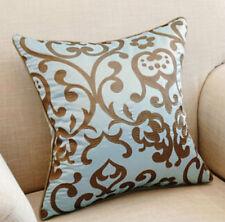 Luxury Cushion Cover Pillow Case European Embroidery Cushions Sofa Seat Pillow 45x45cm 01