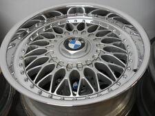 BBS FELGEN TIEFBETT 2teilig  passt  BMW E39 RC 090 top teilrestauriert RS