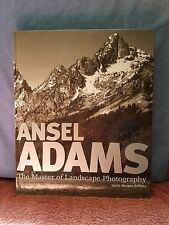 ANSEL ADAMS ~~ THE MASTER OF LANDSCAPE PHOTOGRAPHY ~~ FREE SHIPPING in USA!!