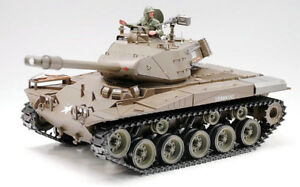 SALE UPGRADED TWIN SOUND 2.4GHZ HENG LONG RC WALKER BULLDOG BATTLE TANK MODEL V7