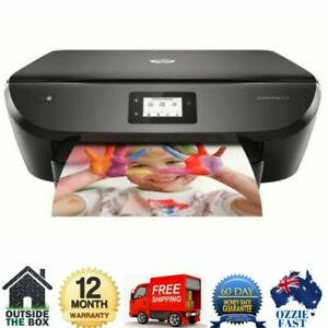 Printer HP ENVY 6220 Wireless Inkjet Bluetooth All-In-One Mobile Multifunction