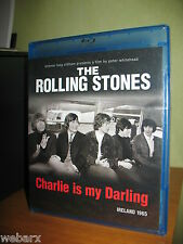 THE ROLLING STONES CHARLIE IS MY DARLING BLU RAY NUOVO SIGILLATO IRELAND 1965