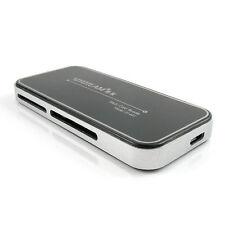 Slim USB 2.0 All in One Multi Memory Card Reader SDHC SDXC Mini Micro SD MS M2