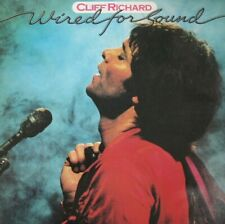 CLIFF RICHARD - WIRED FOR SOUND  - LP (ORIGINAL INNERSLEEVE)