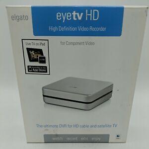 Elgato Eyetv HD H264 Video Capture High Def Video Recorder TV DVR Mac/Apple