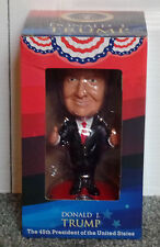 Official Inauguration Donald Trump Bobble Head(With Inauguration ID Badge & Pin)
