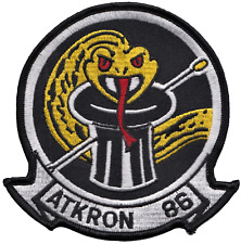 Attack Squadron 86 VA-86 United States Navy USN Embroidered Patch