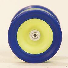 Zeekio Zenith YoYo - Fluorescent Yellow and Blue