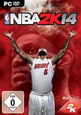 NBA 2K14 / 2014 für PC | Basketball | NEUWARE | DEUTSCHE VERSION!