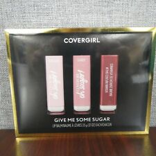 CoverGirl Give Me Some Sugar Oh Sugar (3) Pack CUPCAKE, CANDY, AND SODA ~New~