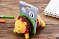 Disney winne the pooh winnie bear Keychain keyring Plush Toy
