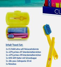 Travelset CURAPROX ZahnbürsteZahnpasta beyou+Interdentalbürste NEU+OVP ANGEBOT‼️