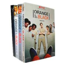 ORANGE IS THE NEW BLACK Complete Seasons 1-4 DVD Set 1 2 3 4 NEW