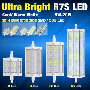 R7S J78 J118 J135 J189 LED Lamp Spotlight Buildings Halogen Floodlight Replaces