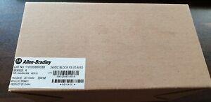Allen-Bradley CAT.NO:1791DSIB8X0B8 SERIES: A 24VDC BLOCK FS I/O,81/80