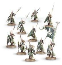 Warhammer Fantasy/Age of Sigmar Wood Elves Eternal Guard NIB
