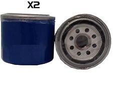 2X Oil Filter Suits Z79A FORD FESTIVA WA WB WD LASER KA KB KC KE KF KH KN KJ KL