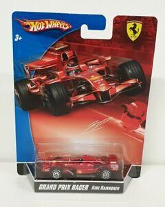Hot Wheels Ferrari Grand Prix Racer Kimi Raikkonen 2008