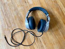 Sennheiser HD630VB headphones. Closed Design. Variable Bass.