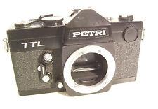 Petri  TTL  Kameragehäuse