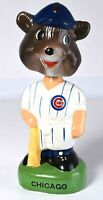 1988 Vintage Chicago Cubs Bobblehead Nodder Green Base