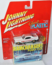 Classic Plastic - 1970 DODGE FUNNY CAR * RAMCHARGERS* - 1:64 Johnny Lightning