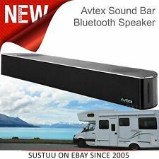 Avtex SB195BT TV Sound Bar/ Bluetooth Speaker System - 12V/24V│For Caravan TVs