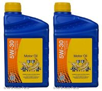 2 x 1 Litres 5w30 Fully Synthetic Long Life 504.00 Diesel Petrol LPG Engine Oil