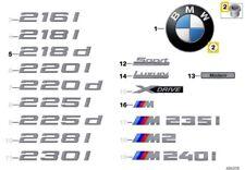 BMW F22 F23 F45 E46 F30 F31 F32 F33 E39 Oeillet 51148209932
