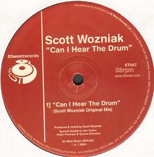 SCOTT WOZNIAK - Can I Hear The Drum - 83 West