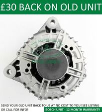 FORD Mondeo 2.0 2.2 TDCI BOSCH alternator 0121615021 0121615121 2007-2014