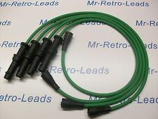 GREEN 8MM PERFORMANCE IGNITION LEADS WILL FIT SUBARU IMPREZA 2.0 AWD 16V QUALITY