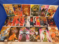 BOOM BIG TROUBLE IN LITTLE CHINA COMIC BOOK COLLECTION #1-25 Complete Series Set