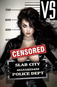 VALKYRIE SAVIORS #1 Alex Ronald - Adam Hughes Catwoman 51 Homage - LTD To 150 NM