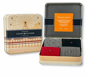 Tommy Hilfiger Original Socken, Herren Strümpfe Geschenkbox, Men´s Socks +NEU+