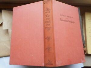 Agnes Sapper: Das erste Schuljahr eine Erzählung für Mädchen D. Gundert 1945