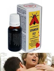 Afrodisiaco in Gocce Super sexy Eccitante per Uomo e Donna Spanish Fly Extra15ml